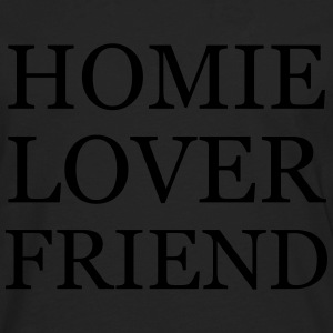 HOMIE Women's T-Shirts - Men's Premium Long Sleeve T-Shirt