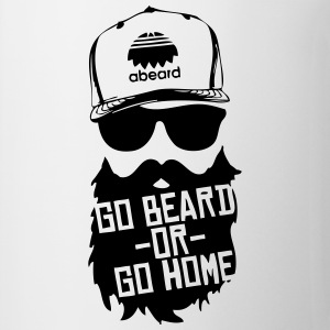 Go Beard or Go Home Hoodies - Coffee/Tea Mug