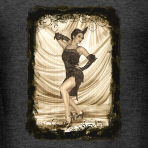 Speakeasy [2] - Persephone Productions Long Sleeve Shirts - Men's T-Shirt
