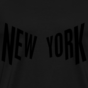 New York Hoodies - Men's Premium T-Shirt
