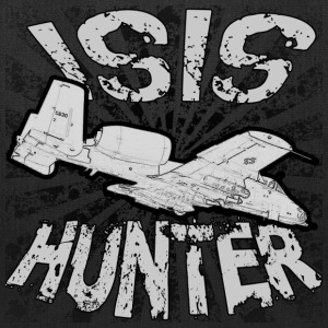 A-10 Warthog ISIS Hunter - Tote Bag
