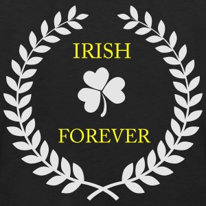 Irish Forever Zip Hoodies & Jackets - Men's Premium Tank