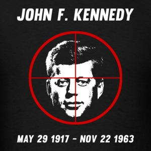 JFK Hoodies - Men's T-Shirt