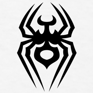 Spider Tribal Tattoo 3 Accessories - Men's T-Shirt