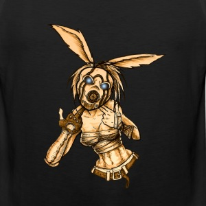 Psycho Rabbit Women's T-Shirts - Men's Premium Tank