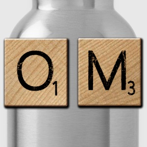 OM Yoga Hindu - Water Bottle