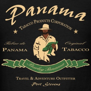 Panama Tabaco Long Sleeve Shirts - Men's T-Shirt