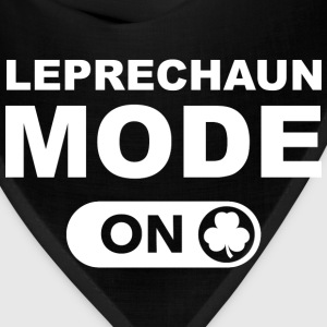 Leprechaun Mode On - Bandana