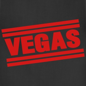 VEGAS Women's T-Shirts - Adjustable Apron