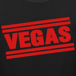 VEGAS Women's T-Shirts - Men's Premium Tank