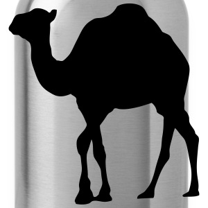 Camel  - Africa - Safari Women's T-Shirts - Water Bottle