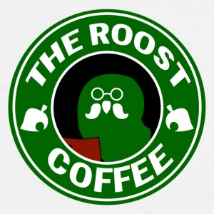The Roost Coffee Mugs & Drinkware - Men's Premium T-Shirt