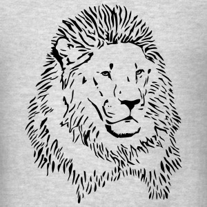 Lion - Africa - Safari Long Sleeve Shirts - Men's T-Shirt