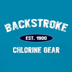 Backstroke est. 1900 Tanks - Women's T-Shirt