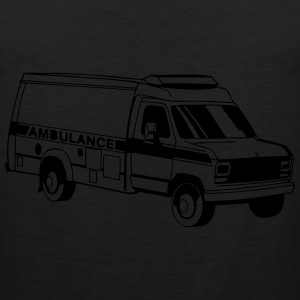Ambulance Car Hoodies - Men's Premium Tank