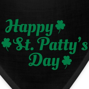 happy st patty's day Tanks - Bandana