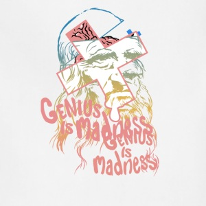 Genius is Madness 2 - Adjustable Apron