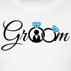 Groom Molletons - T-shirt pour hommes