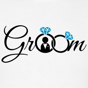 Groom Tank Tops - Men's T-Shirt