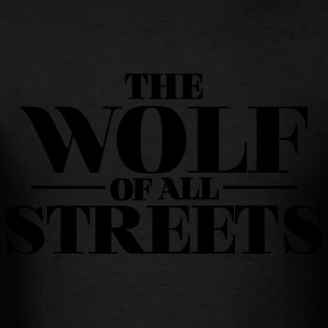 The Wolf Of All Streets, Dicaprio Inspiration Long Sleeve Shirts - Men's T-Shirt