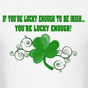 Luck Of The Irish Baby One Piece - Men's T-Shirt