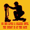 No One Loves A Soldier Until The Enemy Is At Gate - Men's Premium T-Shirt