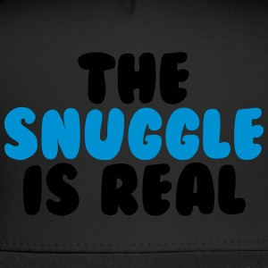 The Snuggle Is Real T-Shirts - Trucker Cap