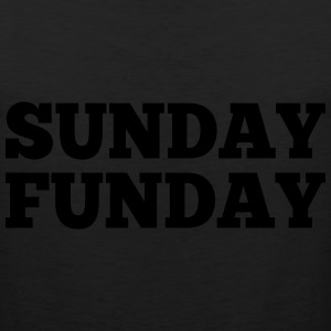 SUNDAY Women's T-Shirts - Men's Premium Tank