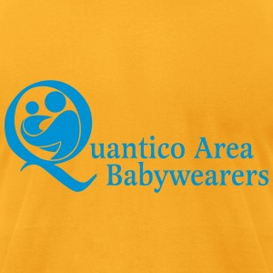 Quantico Area Babywearers Bags & backpacks - Men's T-Shirt by American Apparel