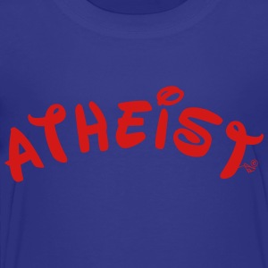 Happy Atheist by Tai's Tees - Toddler Premium T-Shirt