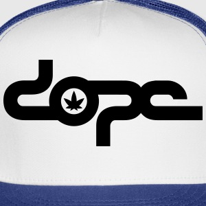 Dope No.03 Long Sleeve Shirts - Trucker Cap