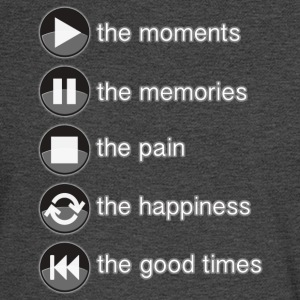 The Moments fitted Women's tee - Men's Long Sleeve T-Shirt