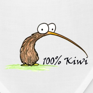 100% Kiwi Baby & Toddler Shirts - Bandana