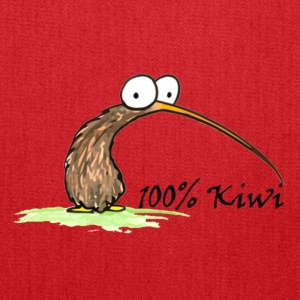 100% Kiwi Sweatshirts - Tote Bag