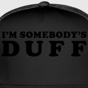 I'm SOMEBODY'S T Culture Women's T-Shirts - Trucker Cap