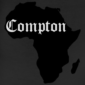 Compton Is Africa, Kendrick Inspiration Long Sleeve Shirts - Leggings