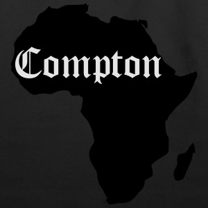 Compton Is Africa, Kendrick Inspiration Long Sleeve Shirts - Eco-Friendly Cotton Tote