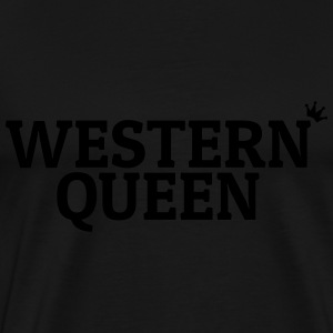 Westernqueen Bags & backpacks - Men's Premium T-Shirt
