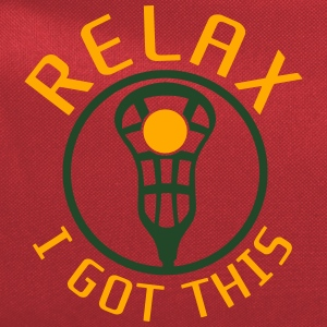 Relax I Got This Lacrosse Kids' Shirts - Computer Backpack
