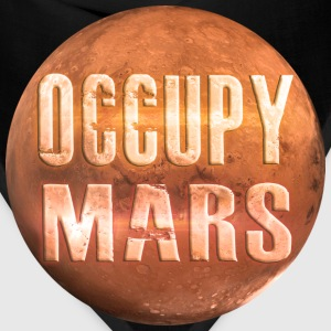 Occupy Mars T-Shirt - Bandana