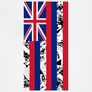 Tribal Hawai State Flag - Adjustable Apron