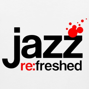 Jazz Refreshed - Men's Premium Tank