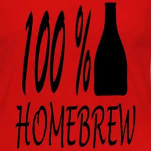 homebrew_100_ba1 T-Shirts - Women's Premium Long Sleeve T-Shirt