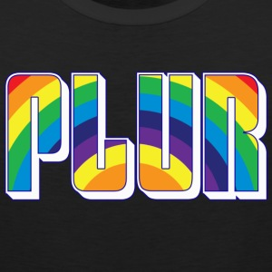 PLUR one Women's T-Shirts - Men's Premium Tank