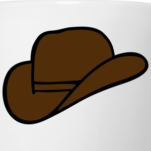 Cowboy hat T-Shirts - Coffee/Tea Mug