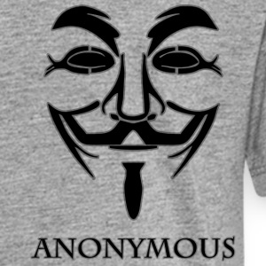 Anonymous-black.png Sweatshirts - Toddler Premium T-Shirt