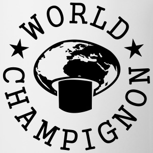 World Champignon Shirt - Coffee/Tea Mug