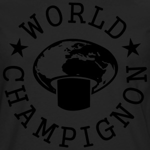 World Champignon Shirt - Men's Premium Long Sleeve T-Shirt