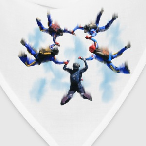 skydivers T-Shirts - Bandana
