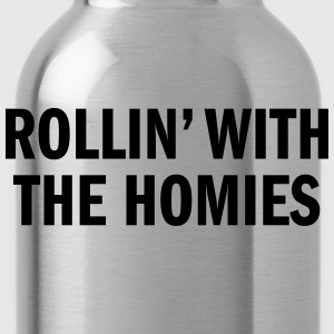 ROLLIN T-Shirts - Water Bottle
